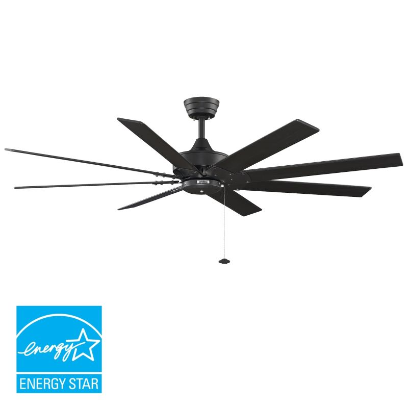 "Fanimation Levon 63"" 8 Blade FanSync Compatible Energy Star Ceiling"