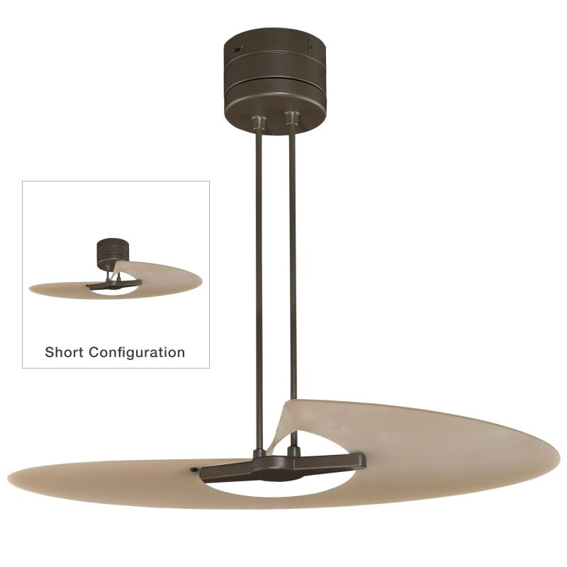 "Fanimation Marea 42"" FanSync Compatible Ceiling Fan - Blades and"