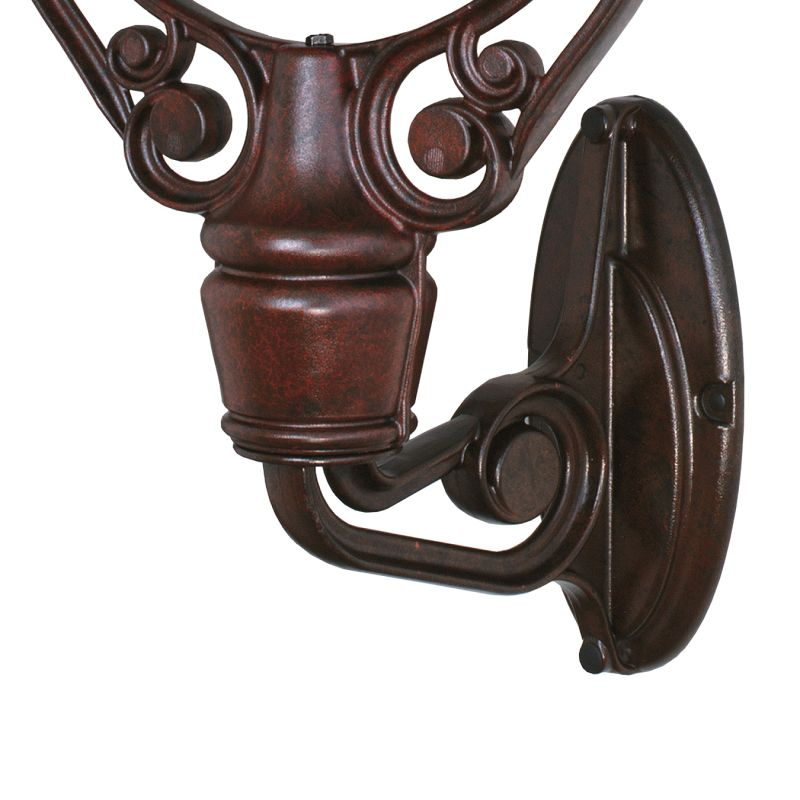 Fanimation FPH61 Wall Mount Arm and Backplate for Old Havana Fans Rust Sale $189.95 ITEM#: 301947 MODEL# :FPH61RS UPC#: 840506021532 :