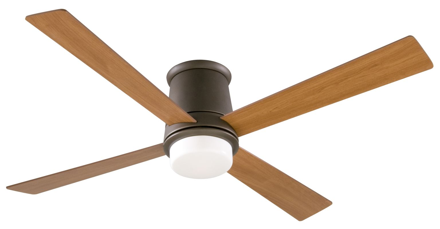 "Fanimation Inlet 52"" 4 Blade FanSync Compatible Ceiling Fan - Blades"