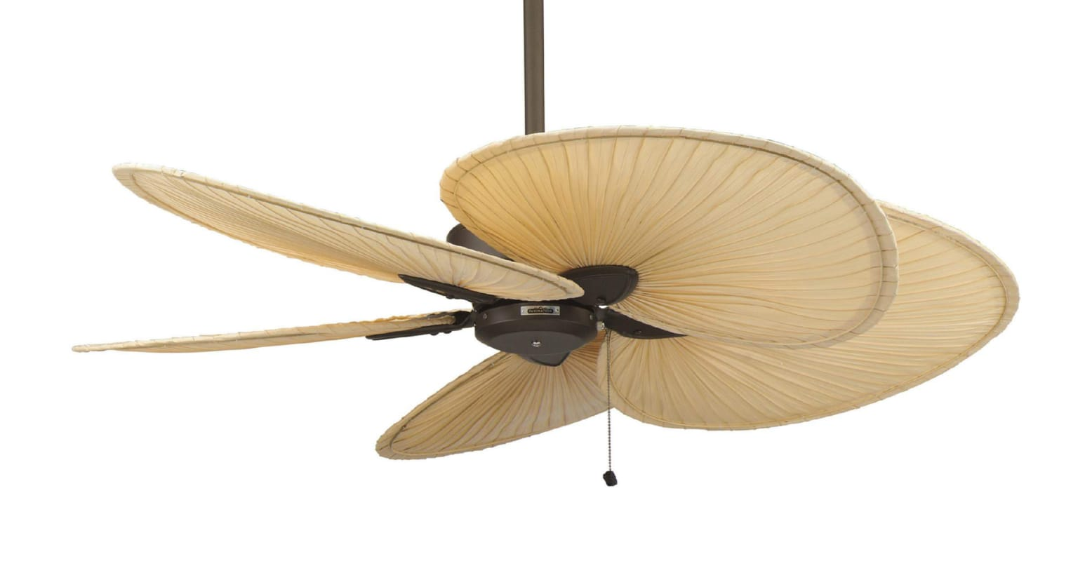 "Fanimation MA7500-ISP1 Windpointe 52"" 5 Blade Ceiling Fan - Natural"