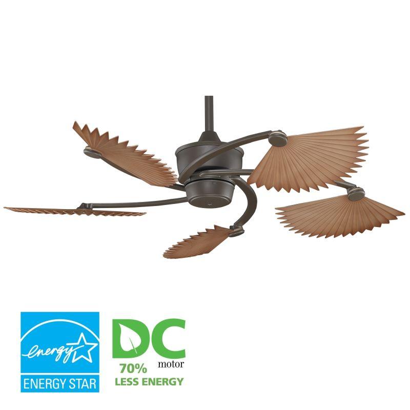 """Fanimation MAD3250-BPW5240OB Islander 52"""" 5 Blade DC Ceiling Fan -"""