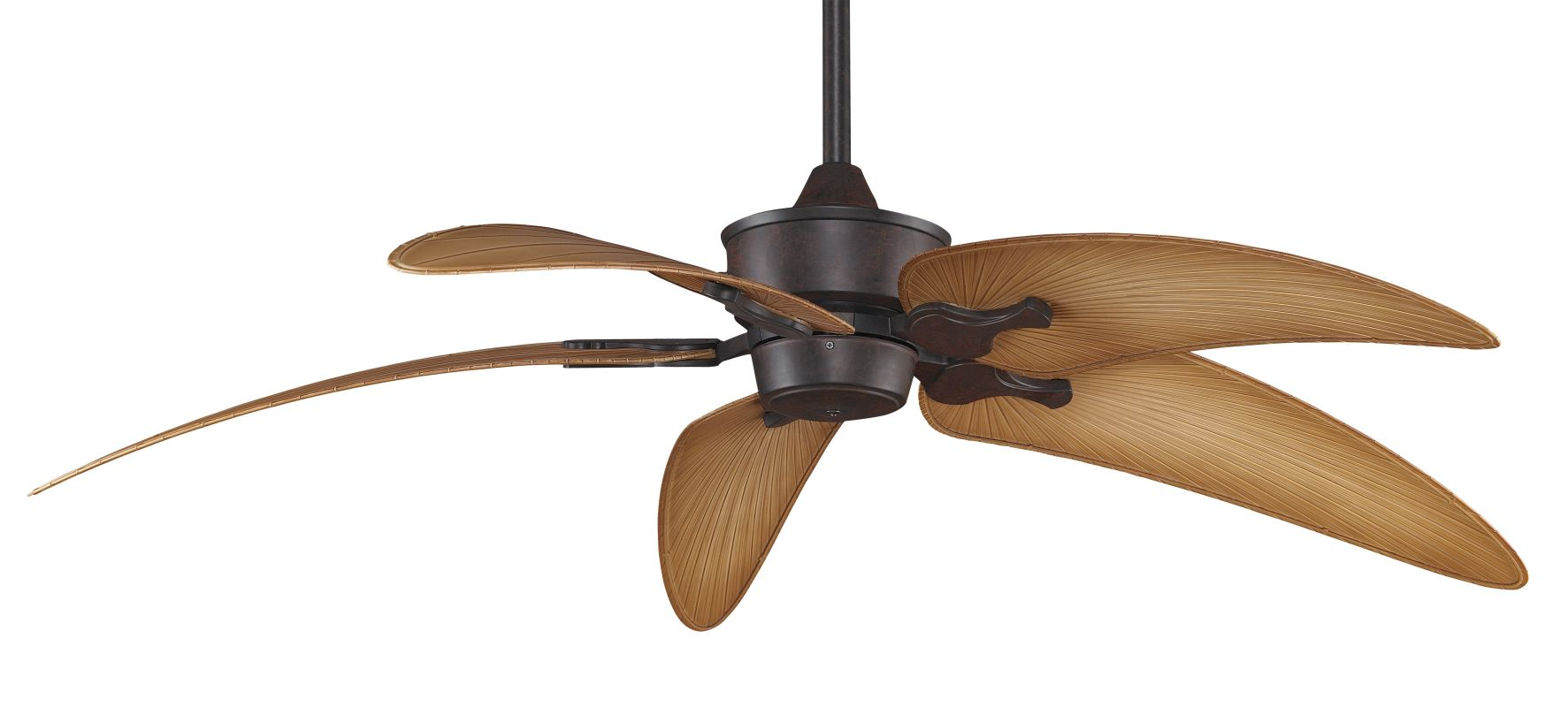 "Fanimation MAD3250-BPW6090DNA Islander 60"" 5 Blade DC Ceiling Fan -"