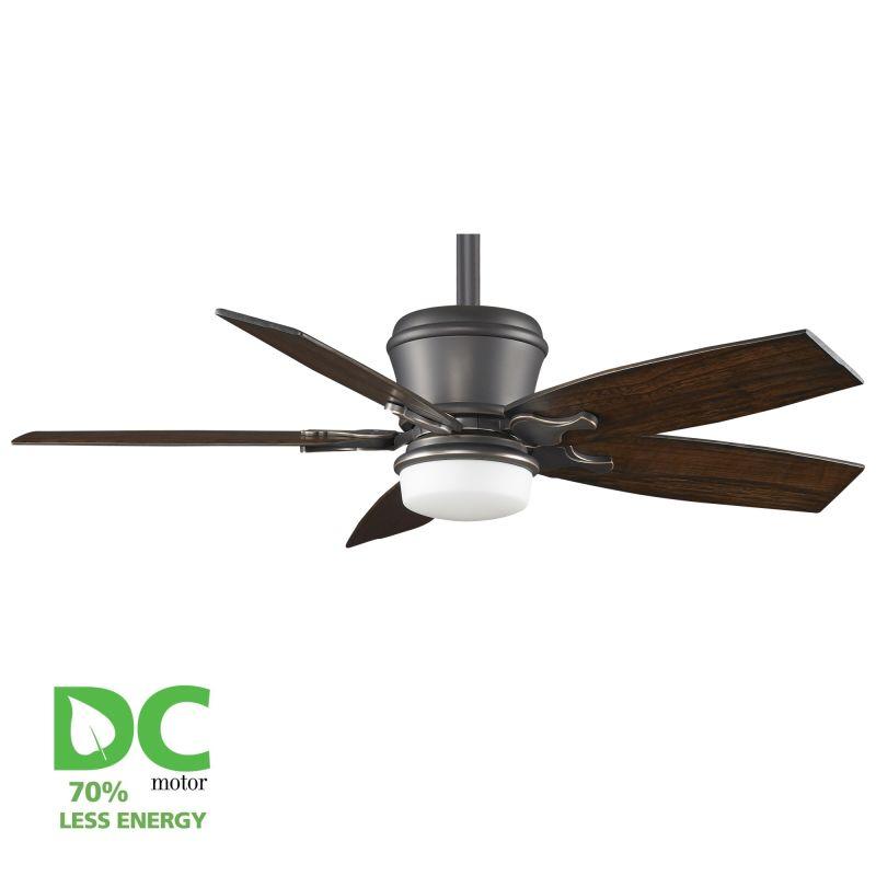 """Fanimation MAD3260-B5330WA Sandella 52"""" 5 Blade DC Ceiling Fan -"""