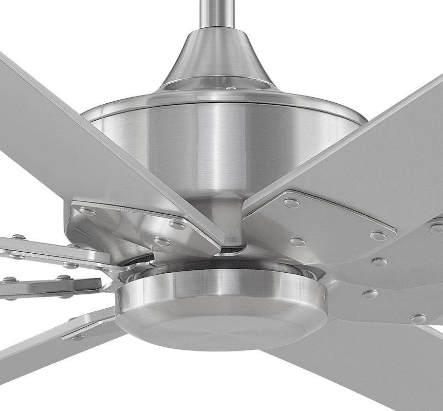 Fanimation MAD7912 Fan Motor for Levon Ceiling Fans Brushed Nickel