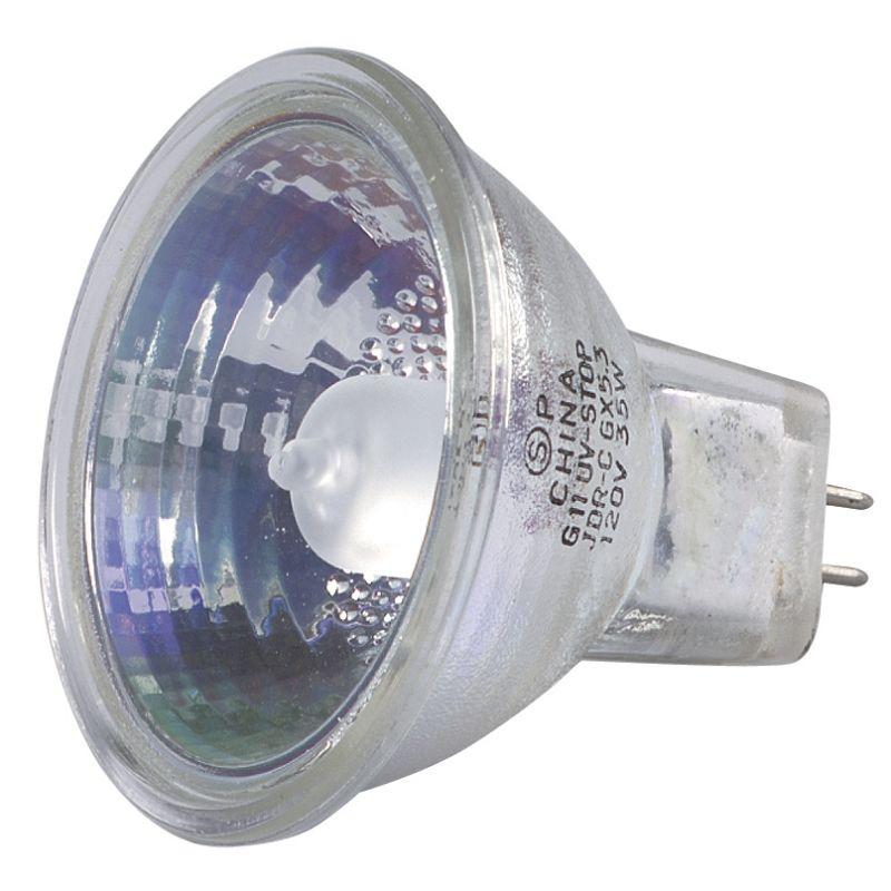 Fanimation PPGU10 25 Watt MR16 GU10 Halogen Replacement Light Bulb for
