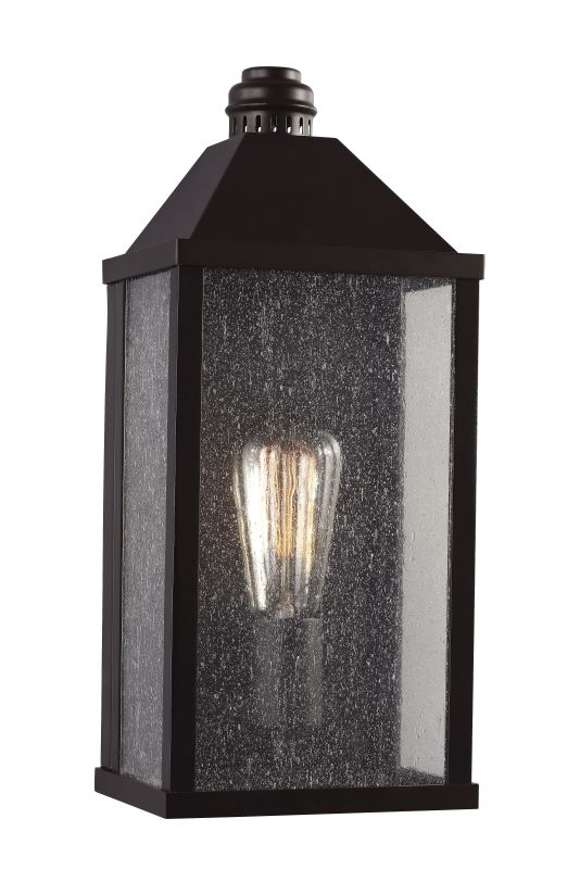 """Feiss OL18000 Lumiere 15"""" Height 1 Light Outdoor Wall Sconce with"""