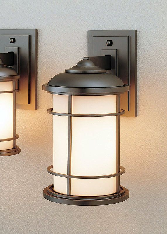 Feiss OL2201 1 Light Outdoor Wall Sconce from the Lighthouse Sale $305.00 ITEM#: 1982653 MODEL# :OL2201BB :