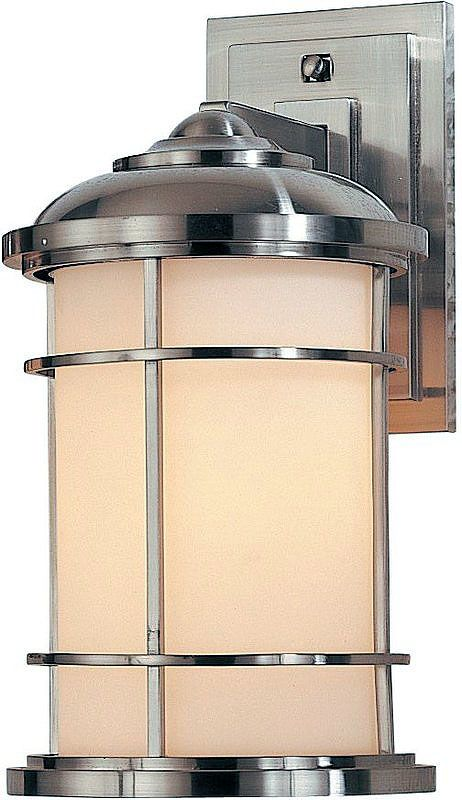 Feiss OL2201 1 Light Outdoor Wall Sconce from the Lighthouse Sale $305.00 ITEM#: 1982652 MODEL# :OL2201BS :