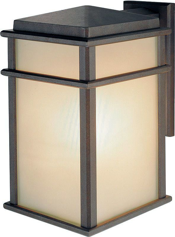 Feiss OL3402 Craftsman / Mission 1 Light Outdoor Wall Sconce from the Sale $277.00 ITEM#: 1982687 MODEL# :OL3402CB :