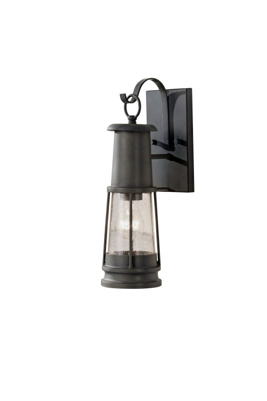 "Feiss OL8100 Chelsea Harbor 16"" 1 Light Outdoor Lantern Wall Sconce"