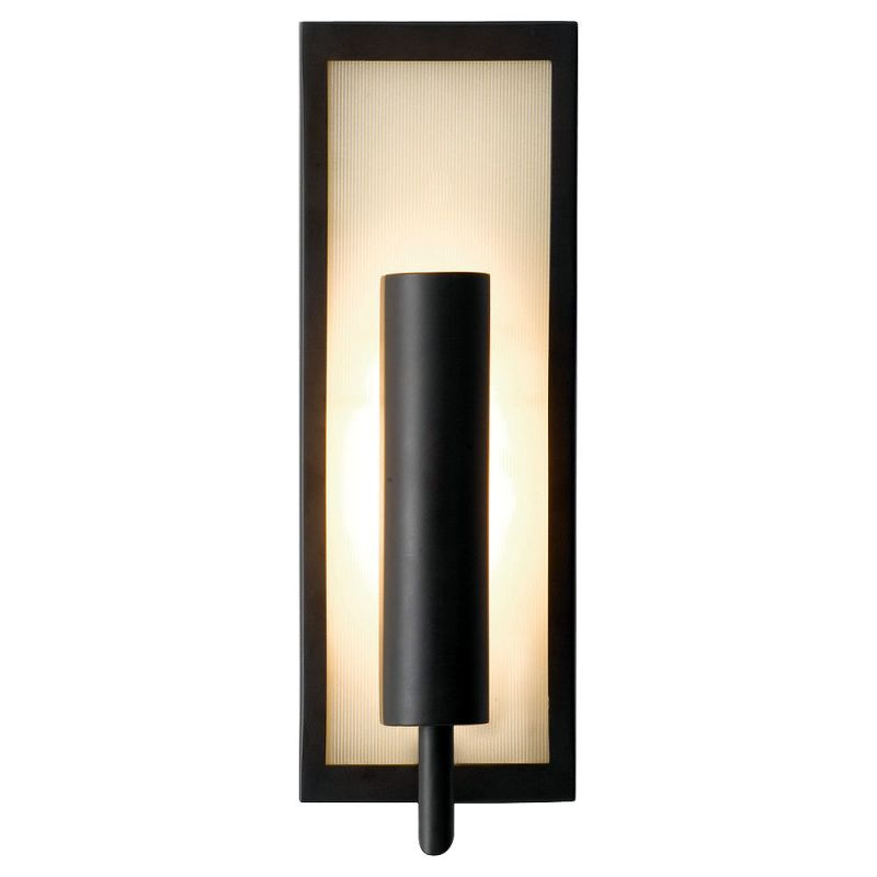 Feiss WB1451 Mila 1 Light Reversible ADA Wall Sconce Oil Rubbed Bronze