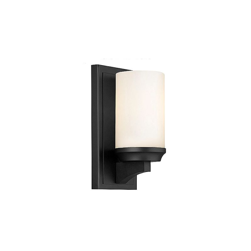 Feiss WB1722 Amalia 1 Light Reversible Wall Sconce Oil Rubbed Bronze