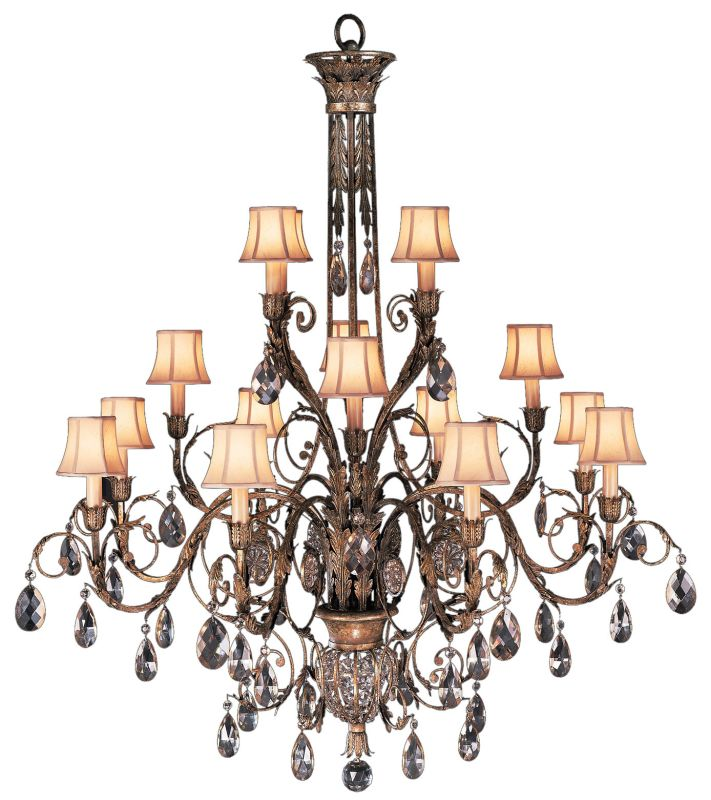 Fine Art Lamps 136740ST A Midsummer Night´s Dream Sixteen-Light Sale $11592.00 ITEM#: 2257922 MODEL# :136740ST :