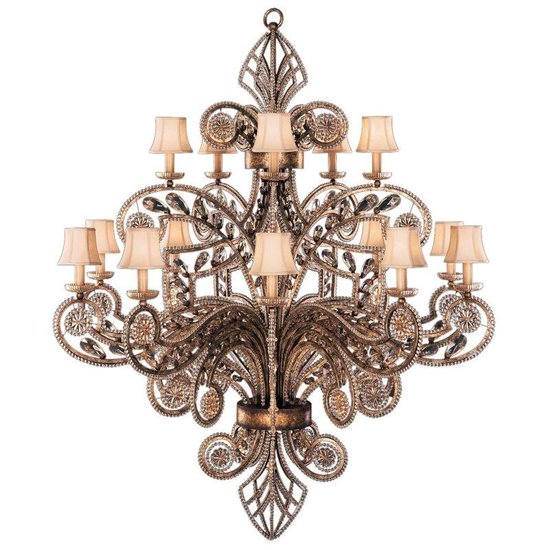 Fine Art Lamps 163940ST A Midsummer Night´s Dream Fifteen-Light Sale $26649.00 ITEM#: 2257949 MODEL# :163940ST :