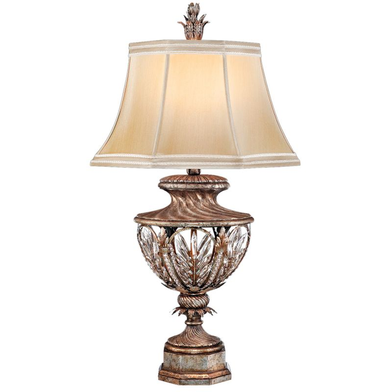 Fine Art Lamps 301810ST Winter Palace Single-Light Table Lamp with