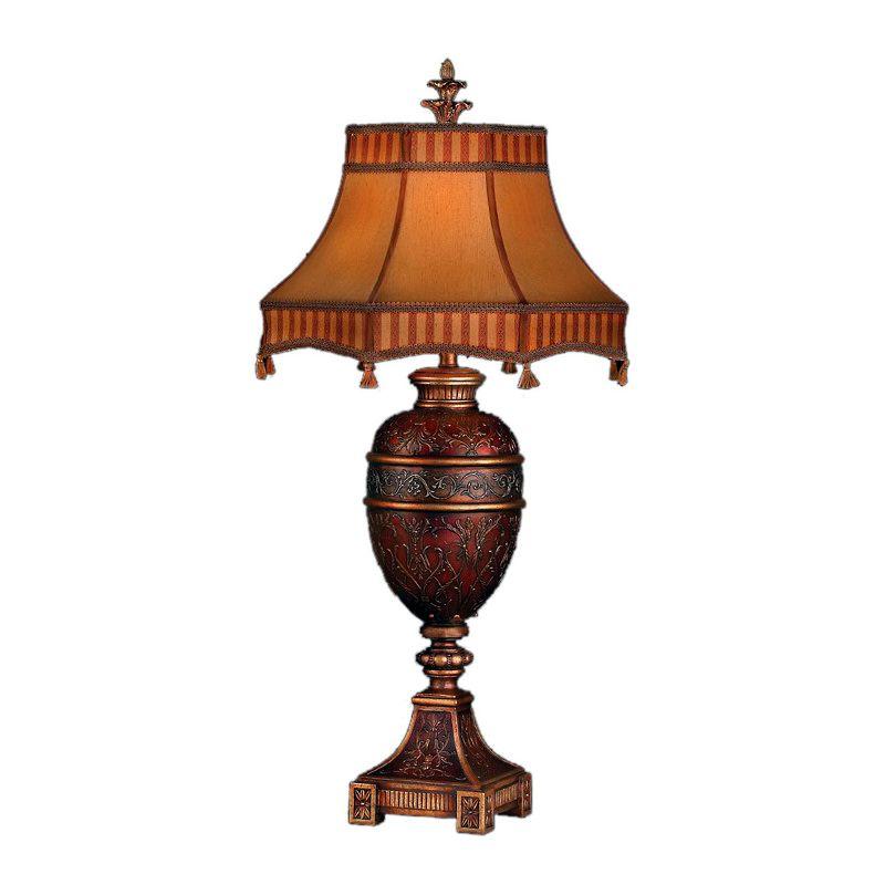 Fine Art Lamps 305010ST Brighton Pavillion Single-Light Table Lamp