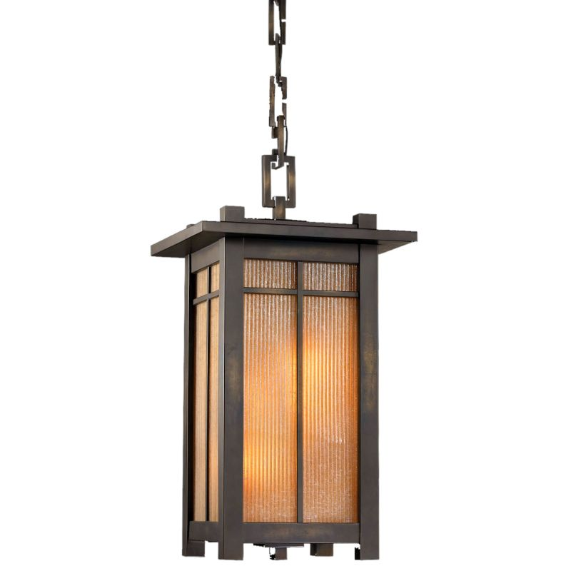 Fine Art Lamps 400880ST Capistrano Four-Light Outdoor Pendant Warm Sale $1291.50 ITEM#: 2258085 MODEL# :400880ST :
