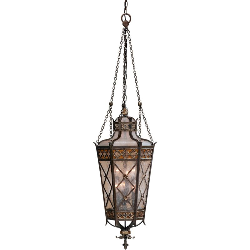 Fine Art Lamps 402482ST Chateau Outdoor Six-Light Outdoor Pendant with Sale $1701.00 ITEM#: 2258094 MODEL# :402482ST :