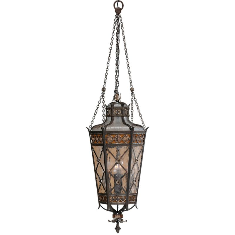 Fine Art Lamps 402582ST Chateau Outdoor Four-Light Outdoor Pendant Sale $1344.00 ITEM#: 2258095 MODEL# :402582ST :