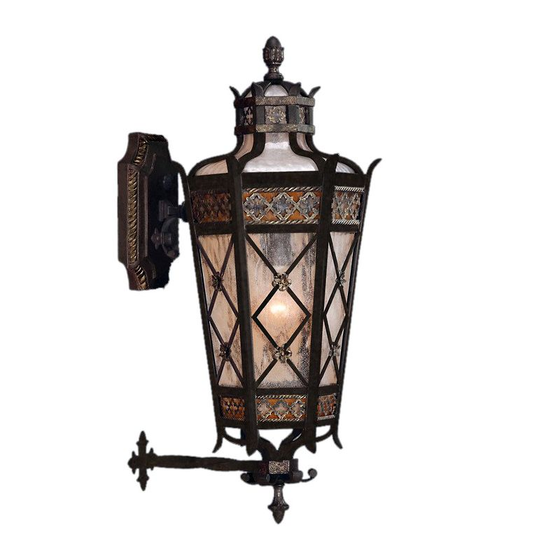 Fine Art Lamps 404381ST Chateau Outdoor Single-Light Outdoor Wall