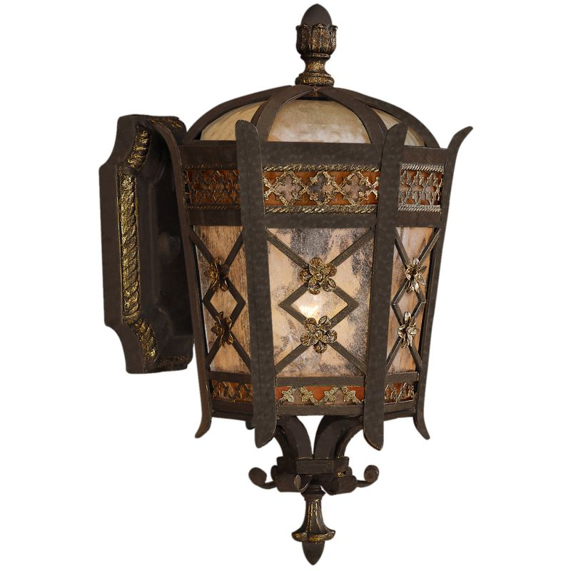 Fine Art Lamps 404781ST Chateau Outdoor Single-Light Outdoor Wall