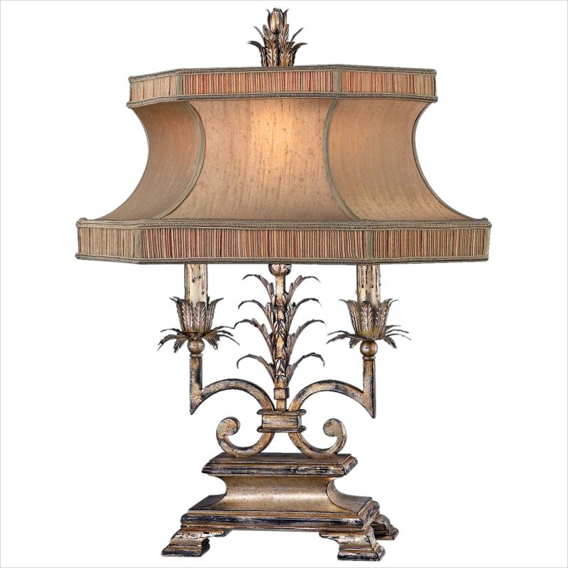 Fine Art Lamps 408810ST Pastiche Single-Light Table Lamp with 3-Way