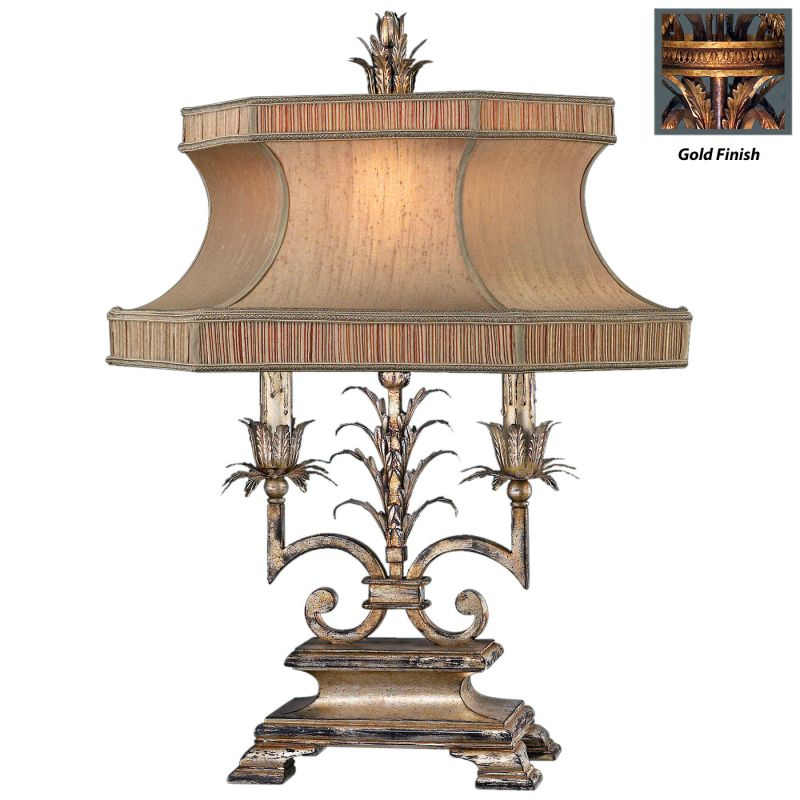 Fine Art Lamps 408810ST Pastiche Single-Light Table Lamp with 3-Way Sale $1869.00 ITEM#: 2258114 MODEL# :408810-2ST :