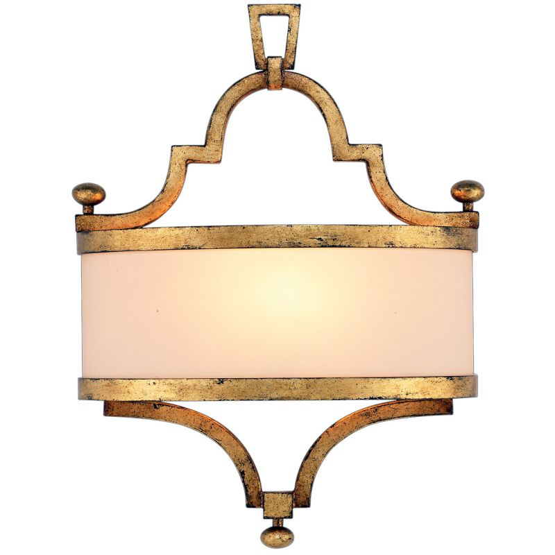 Fine Art Lamps 421250ST Portobello Road Single-Light Wall Sconce with