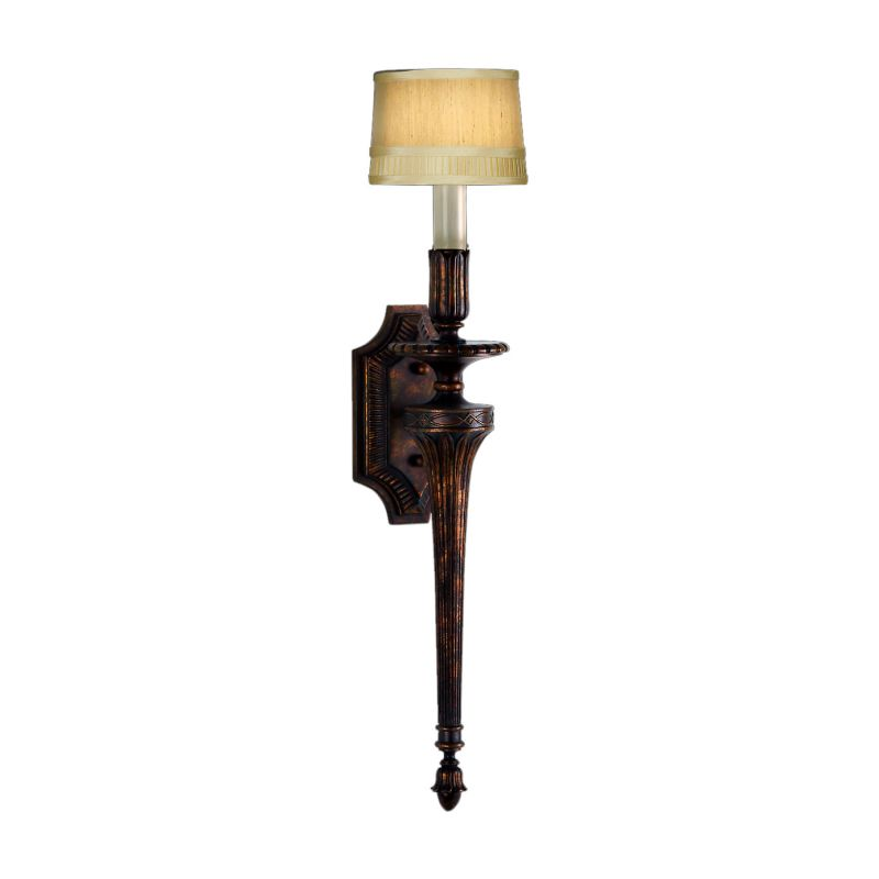 Fine Art Lamps 434350ST Fontana Bella Single-Light Wall Sconce with