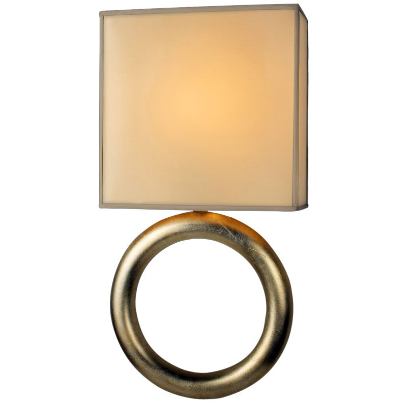 Fine Art Lamps 533450ST Portobello Road Single-Light Wall Sconce with