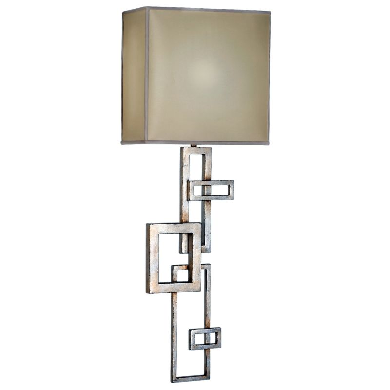 Fine Art Lamps 545150ST Portobello Road Single-Light Wall Sconce with