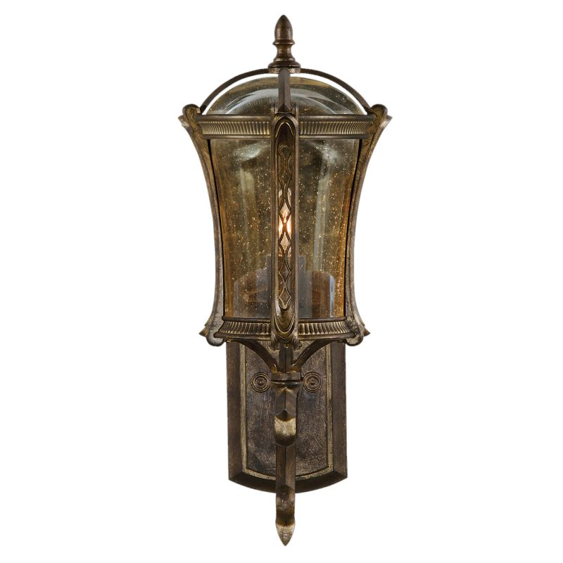 Fine Art Lamps 572281ST Gramercy Park Single-Light Outdoor Wall Sconce