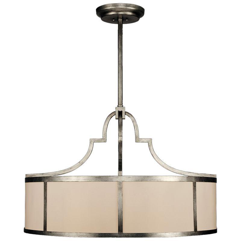 "Fine Art Lamps 610440ST Portobello Road 48"" Diameter Eight-Light Drum"