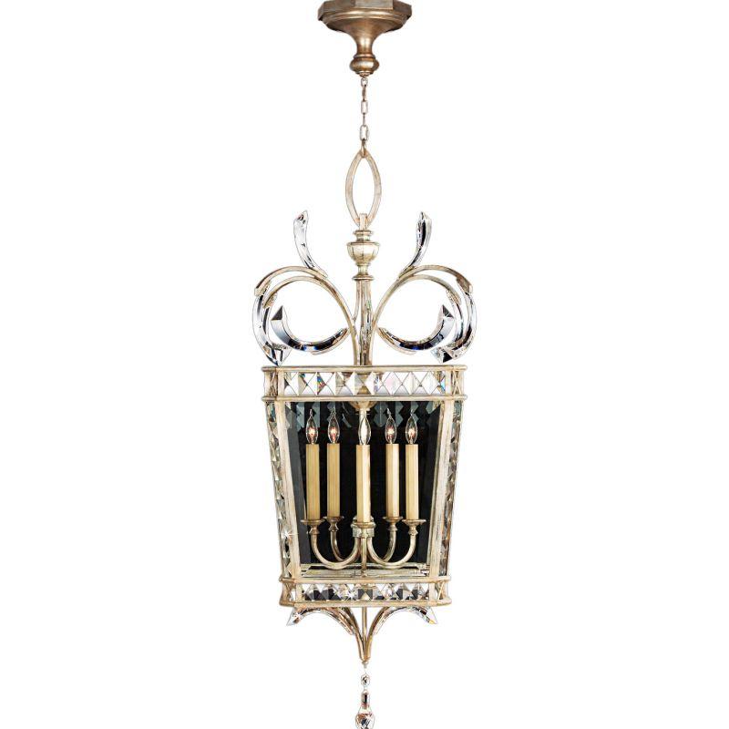 """Fine Art Lamps 705640ST Beveled Arcs 32"""" Diameter Five-Light Beveled"""