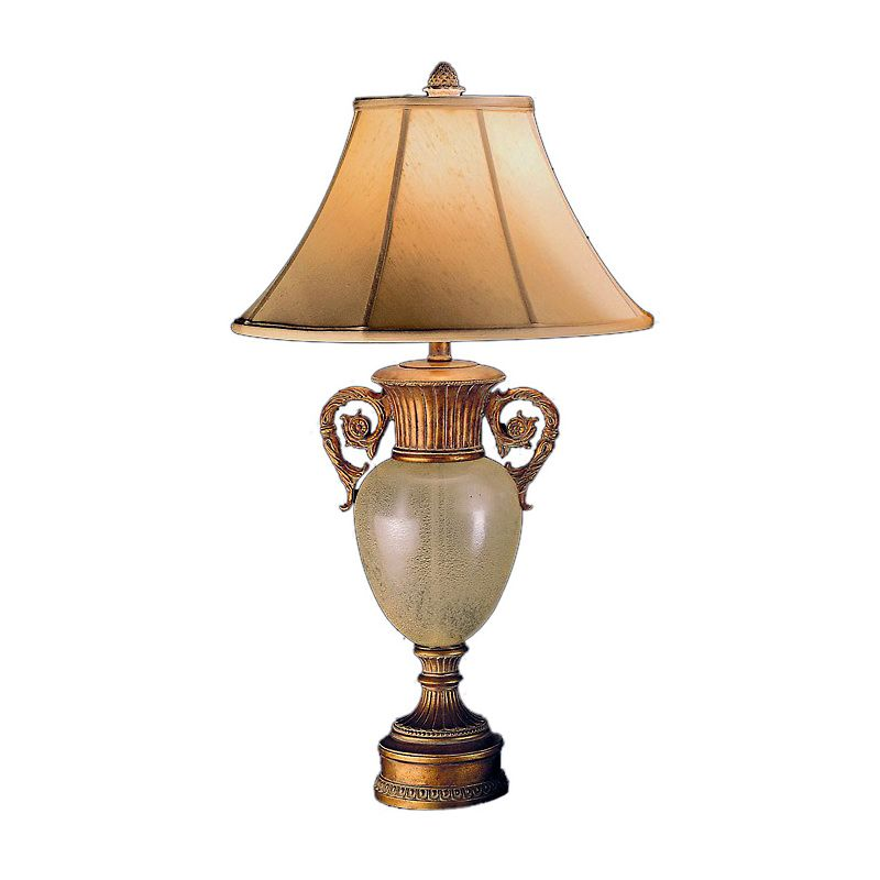 Fine Art Lamps 709710ST Verona Single-Light Table Lamp with 3-Way