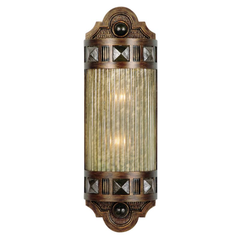 Fine Art Lamps 711150-1ST Scheherazade Two-Light Wall Sconce with