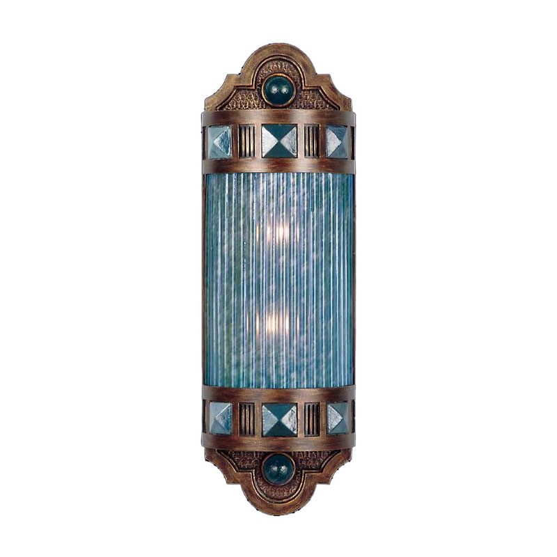 Fine Art Lamps 711150-3ST Scheherazade Two-Light Wall Sconce with