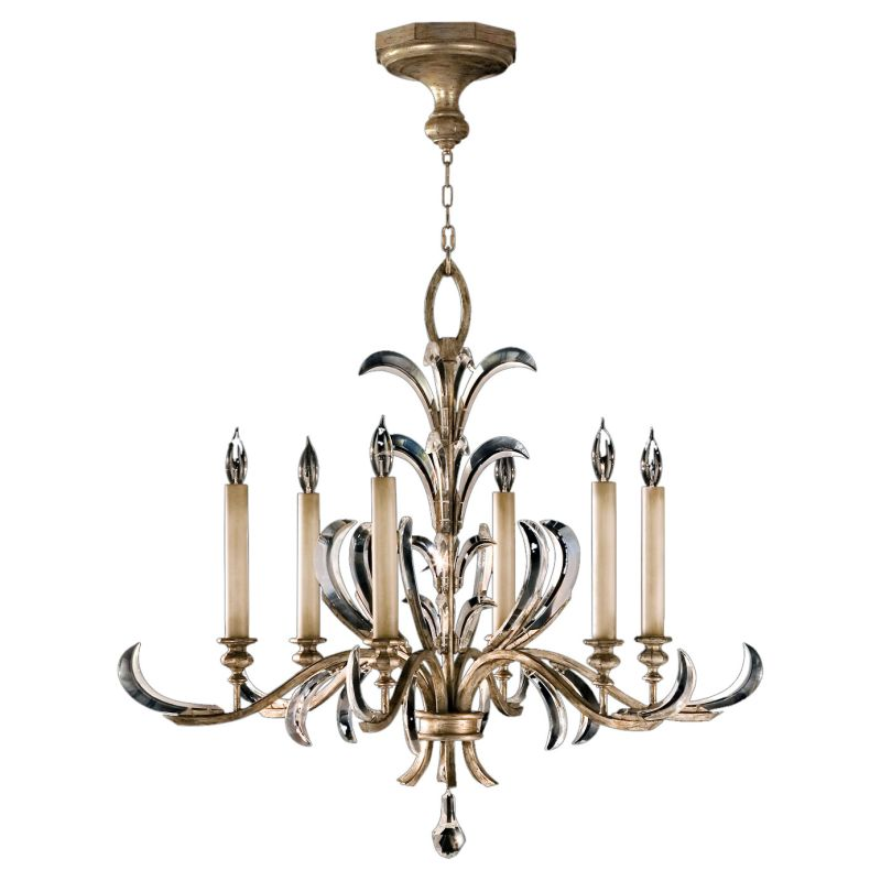 Fine Art Lamps 739140ST Beveled Arcs Six-Light Single-Tier Beveled Sale $6027.00 ITEM#: 2258475 MODEL# :739140ST :