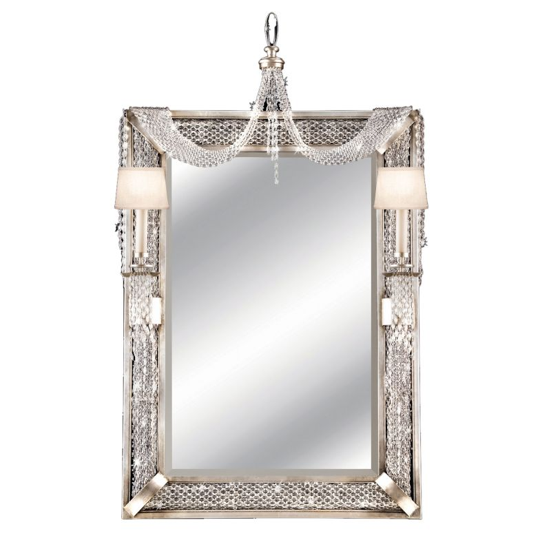 "Fine Art Lamps 751255ST Cascades Two-Light 58"" x 35"" Rectangular Sale $6846.00 ITEM#: 2258485 MODEL# :751255ST :"