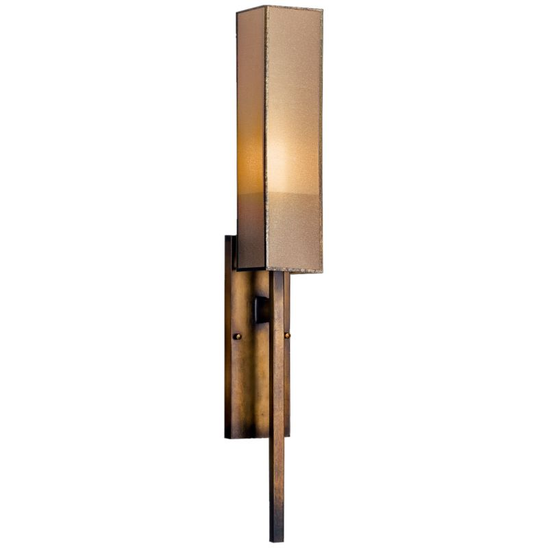 Fine Art Lamps 753950GU Perspectives Single-Light Wall Sconce with