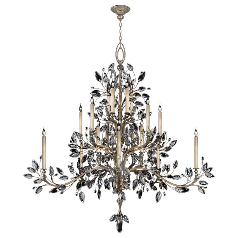 Fine Art Lamps 771240ST Crystal Laurel Twenty-Light Three-Tier Sale $27804.00 ITEM#: 2258544 MODEL# :771240ST :