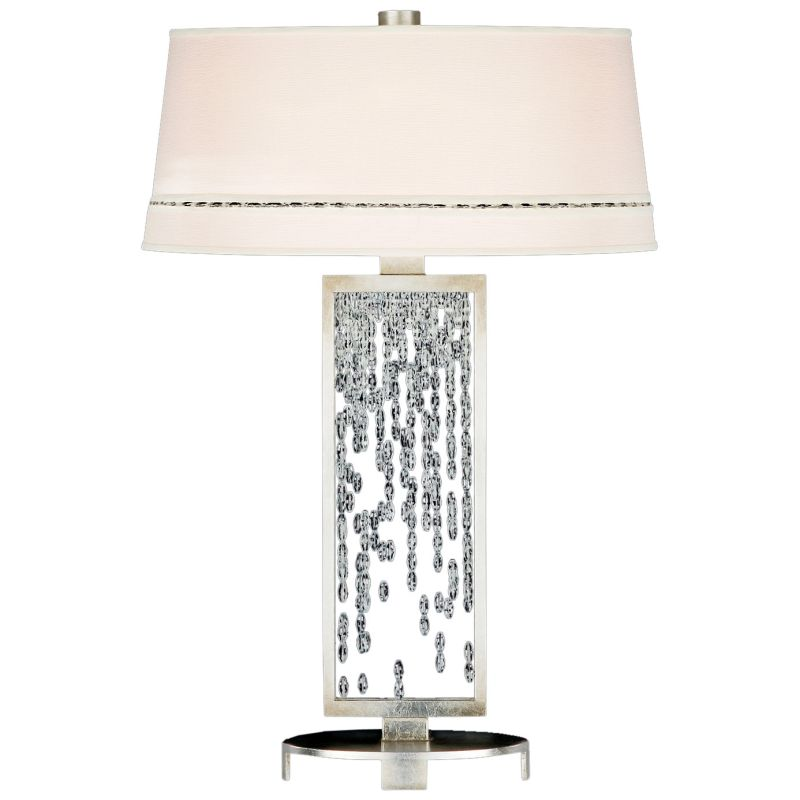 Fine Art Lamps 771910ST Cascades Single-Light Table Lamp with 3-Way