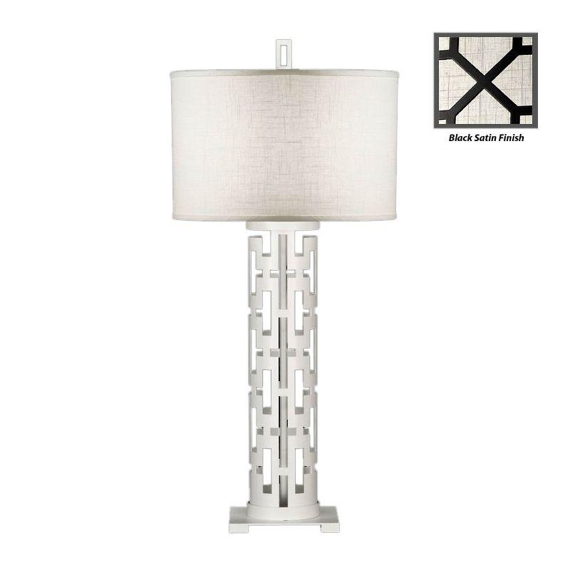 Fine Art Lamps 787310-6ST Black+White Story Single-Light Table Lamp Sale $1081.50 ITEM#: 2258611 MODEL# :787310-6ST :