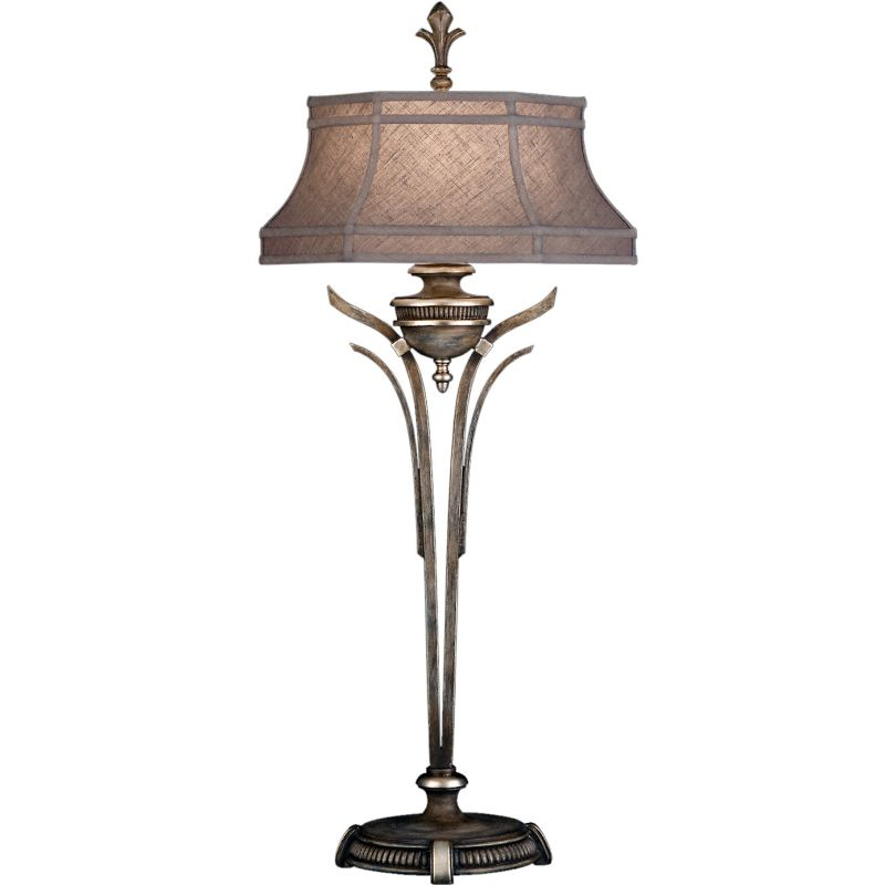 Fine Art Lamps 809815ST Villa Vista Single-Light Buffet Lamp with