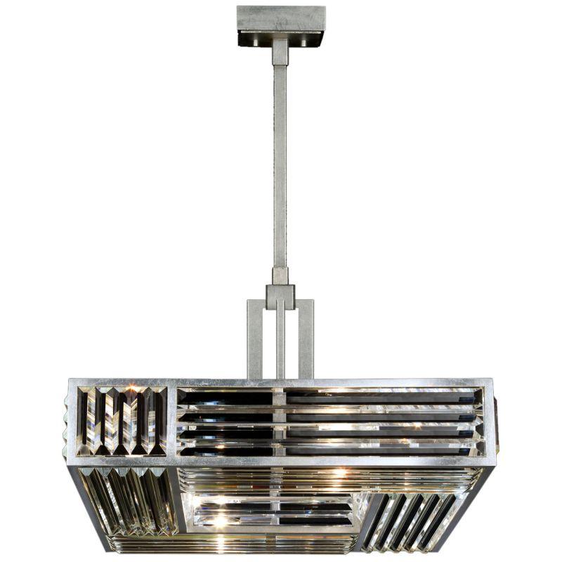 Fine Art Lamps 813040ST Crystal Enchantment Four-Light Single-Tier Sale $6027.00 ITEM#: 2258887 MODEL# :813040ST :