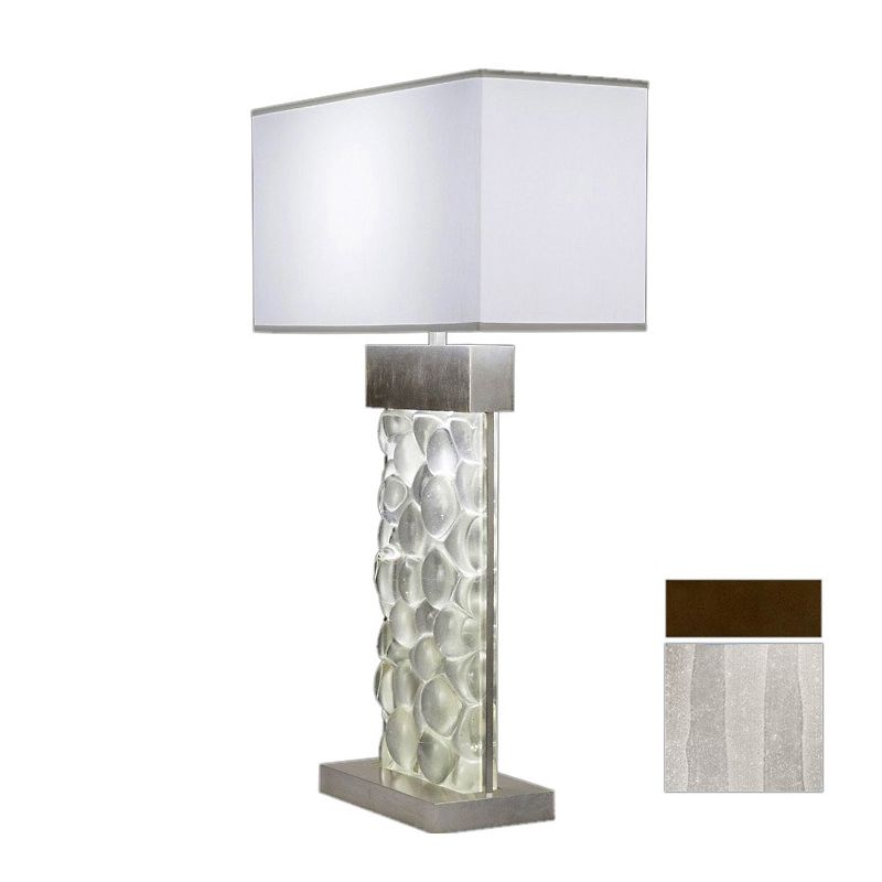 Fine Art Lamps 824610-13ST Crystal Bakehouse Two-Light Table Lamp with Sale $2047.50 ITEM#: 2259017 MODEL# :824610-13ST :