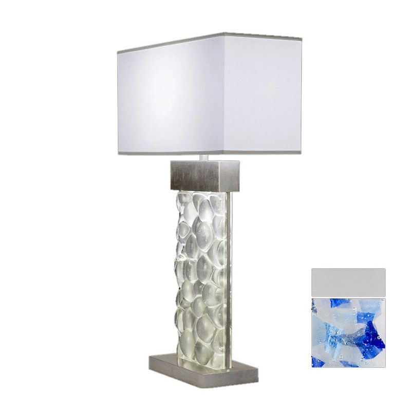 Fine Art Lamps 824610-22ST Crystal Bakehouse Two-Light Table Lamp with