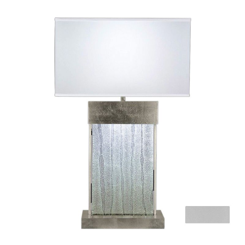 Fine Art Lamps 824810-23ST Crystal Bakehouse Two-Light Table Lamp with