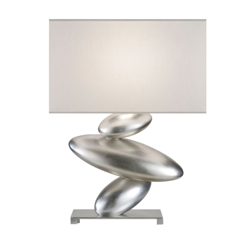 Fine Art Lamps 829810ST Recollections Single-Light 3-Way Table Lamp